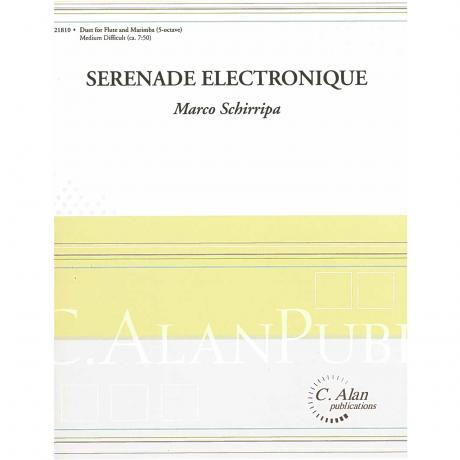 Serenade Electronique by Marco Schirripa