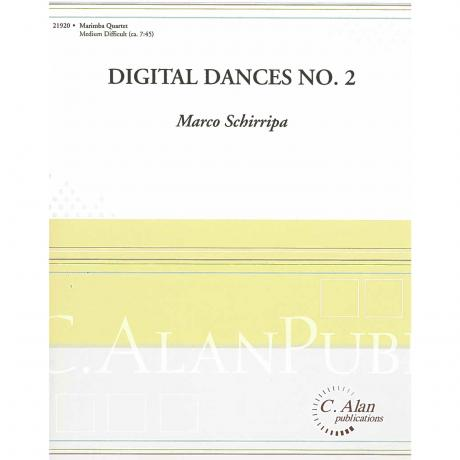 Digital Dances No. 2 by Marco Schirripa