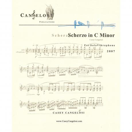C Minor Scherzo by Casey Cangelosi