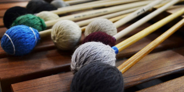 Choosing Marimba Mallets For Your Front Ensemble