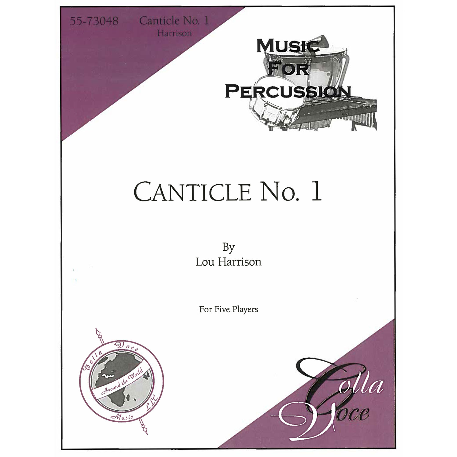 Canticle No. 1 by Lou Harrison