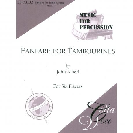 Fanfare for Tambourines by John Alfieri