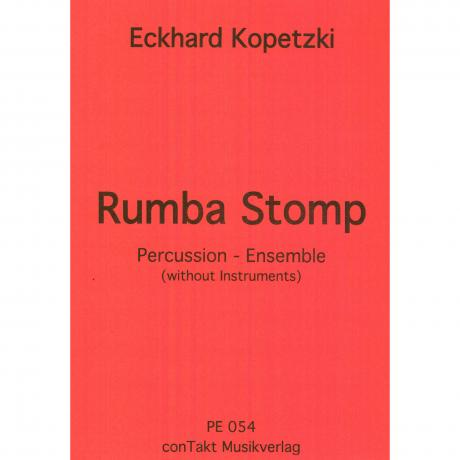 Rumba Stomp by Eckhard Kopetzki