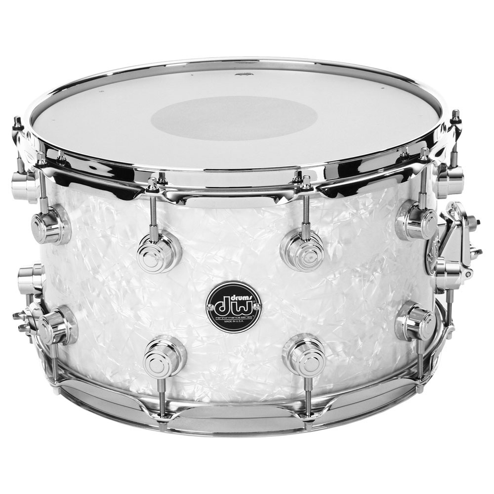 "DW 8"" x 14"" Performance Series Snare Drum in FinishPly/Satin Oil Finish"