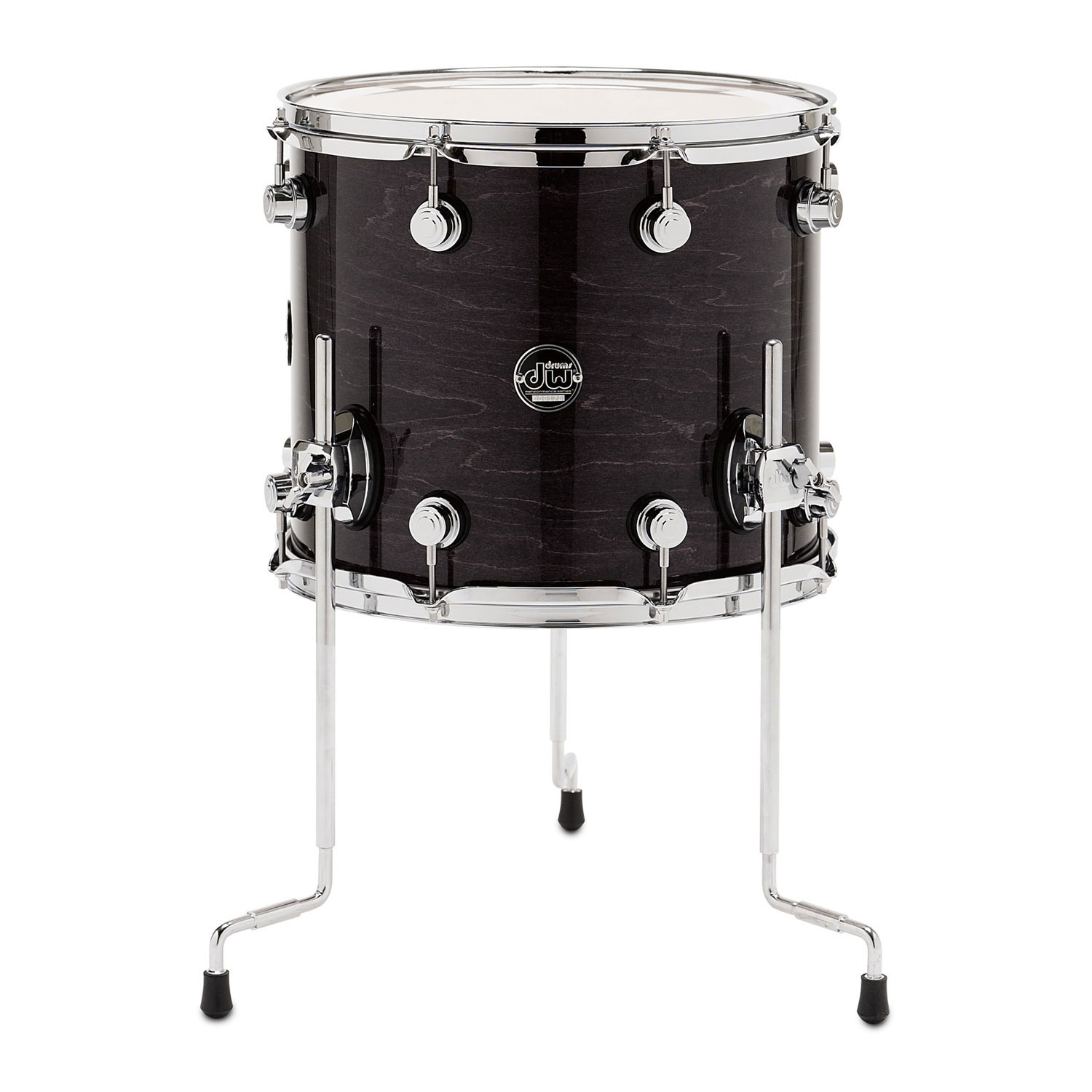 "DW 16"" (Deep) x 18"" (Diameter) Performance Series Floor Tom"