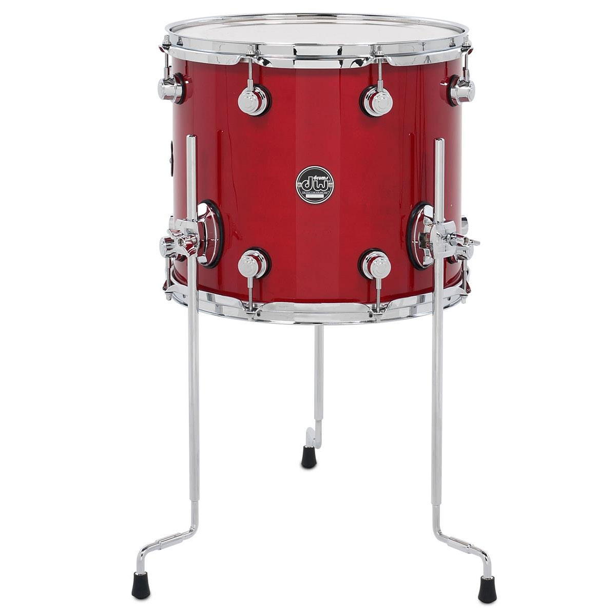 "DW 12"" (Deep) x 14"" (Diameter) Performance Floor Tom"