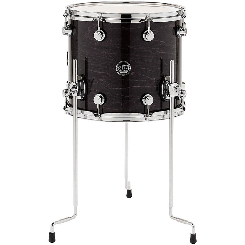 "DW 16"" (Deep) x 18"" (Diameter) Performance Floor Tom"