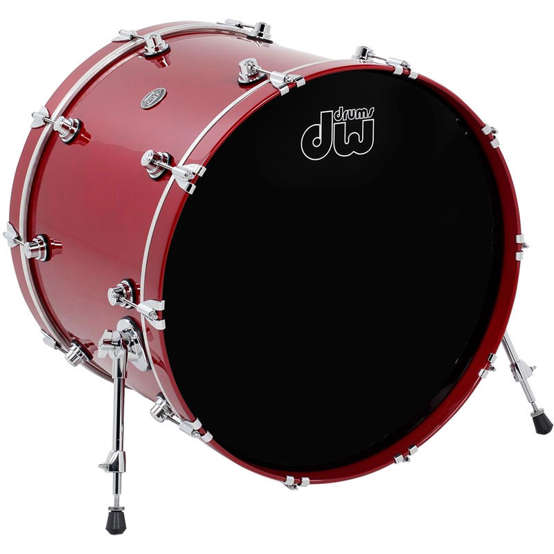 "DW 18"" (Deep) x 22"" (Diameter) Performance Bass Drum"