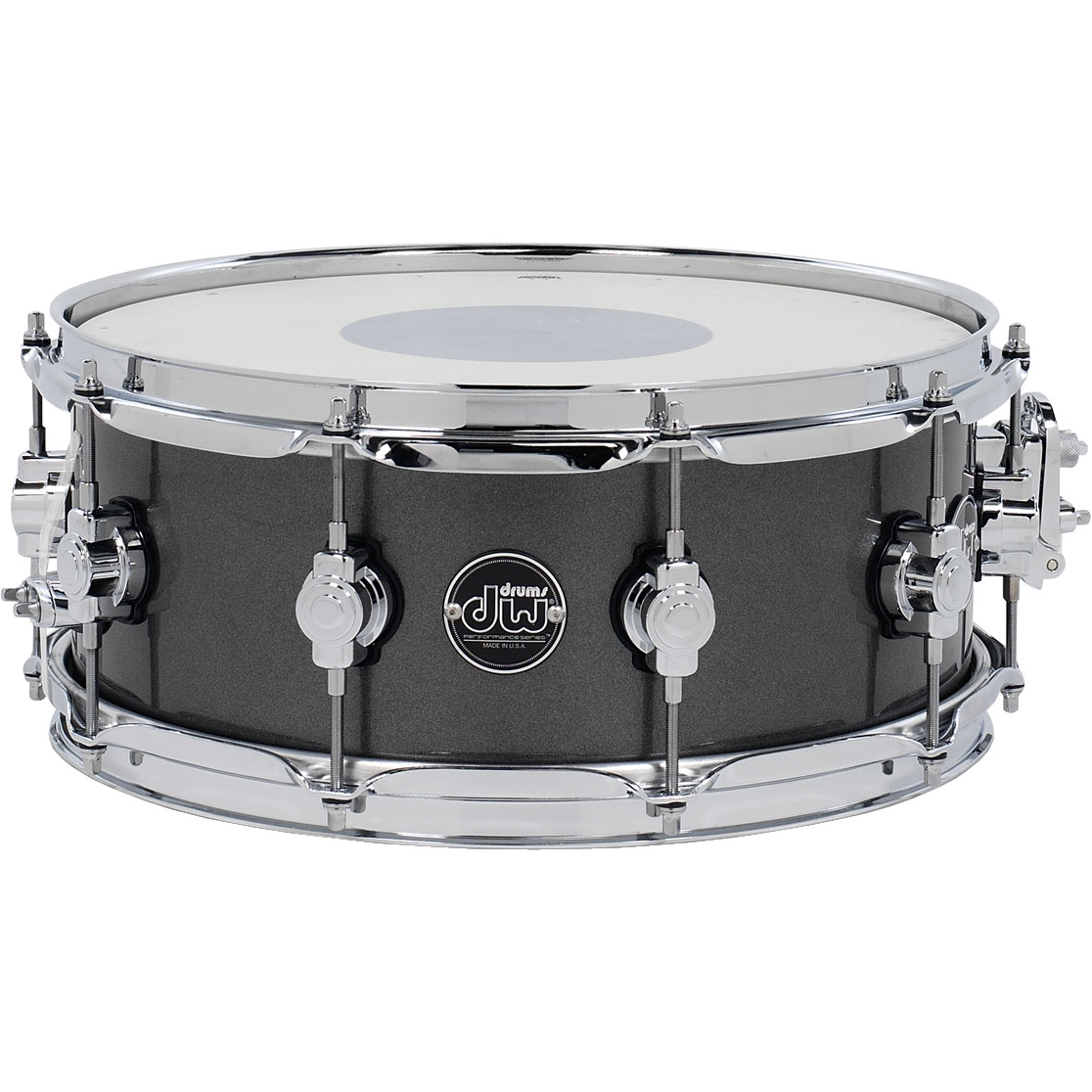 "DW 5.5"" x 14"" Performance Series Snare Drum in Specialty Lacquer Finish"