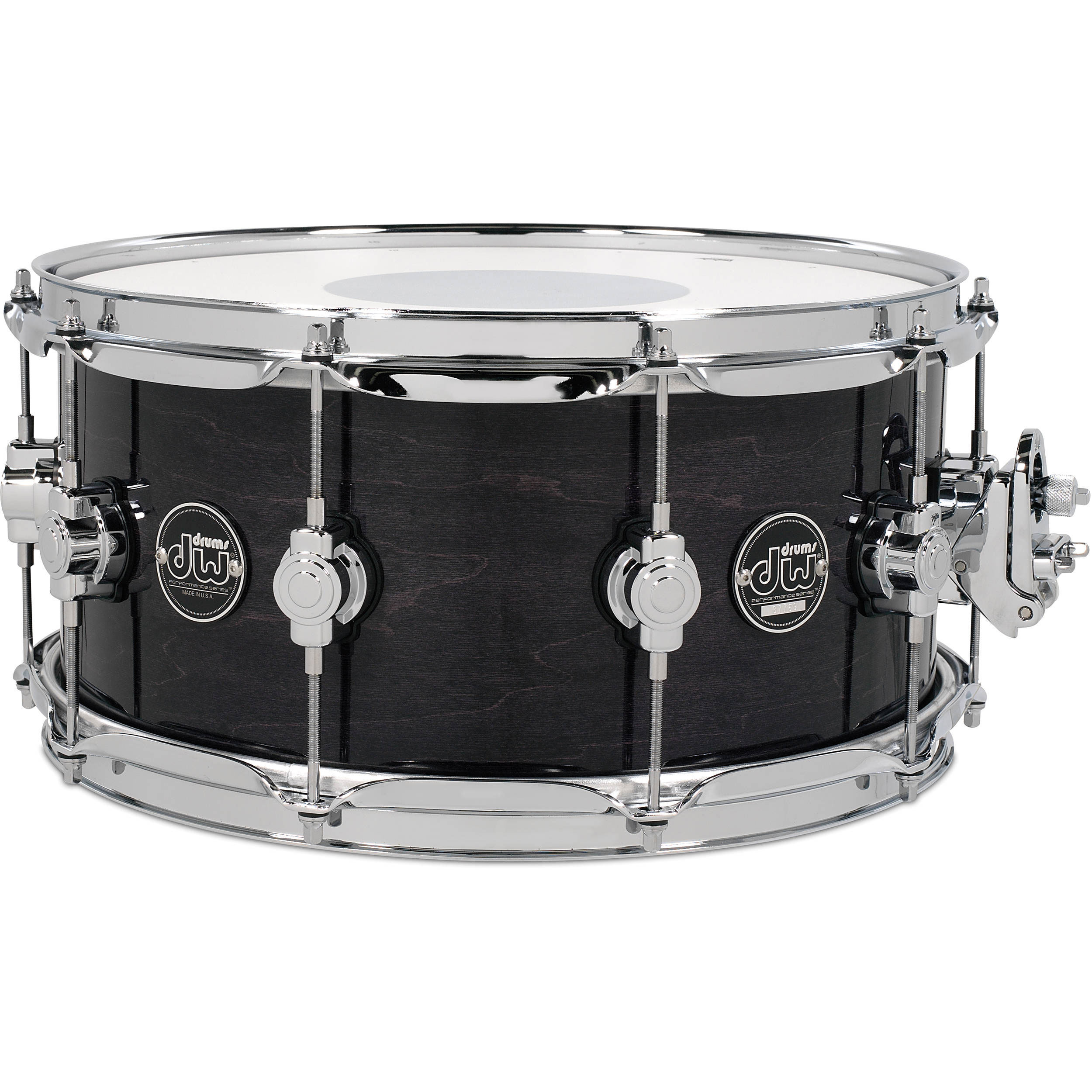 "DW 6.5"" x 14"" Performance Series Snare Drum in Specialty Lacquer Finish"