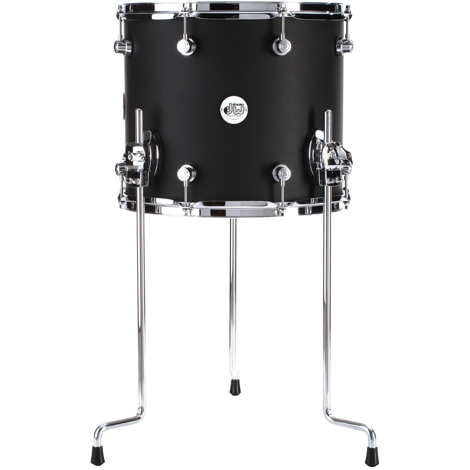"DW 12"" (Deep) x 14"" (Diameter) Design Series Floor Tom"