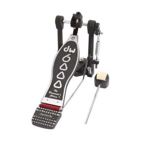 DW DWCP6000NX 6000 Series Nylon Strap Single Bass Pedal