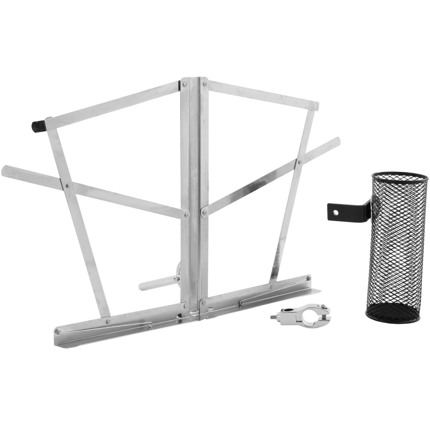 DW Stick Holder & Music Stand for Practice Set