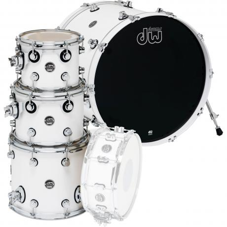 DW Performance 4-Piece Drum Set Shell Pack (20