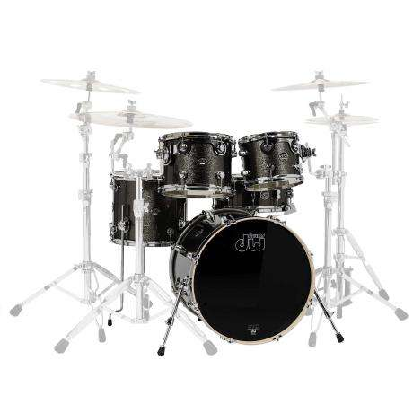 DW Performance 5-Piece Drum Set Shell Pack (22