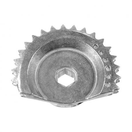 DW Delta II Turbo Sprocket with Screw