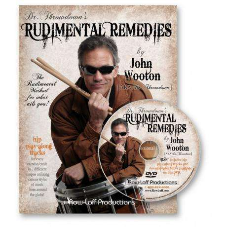 Dr. Throwdown's Rudimental Remedies by John Wooton