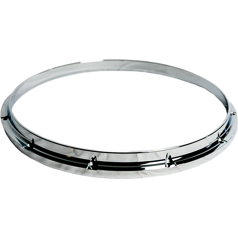 dynasty 14 marching snare top hoop in chrome p100 0001c. Black Bedroom Furniture Sets. Home Design Ideas