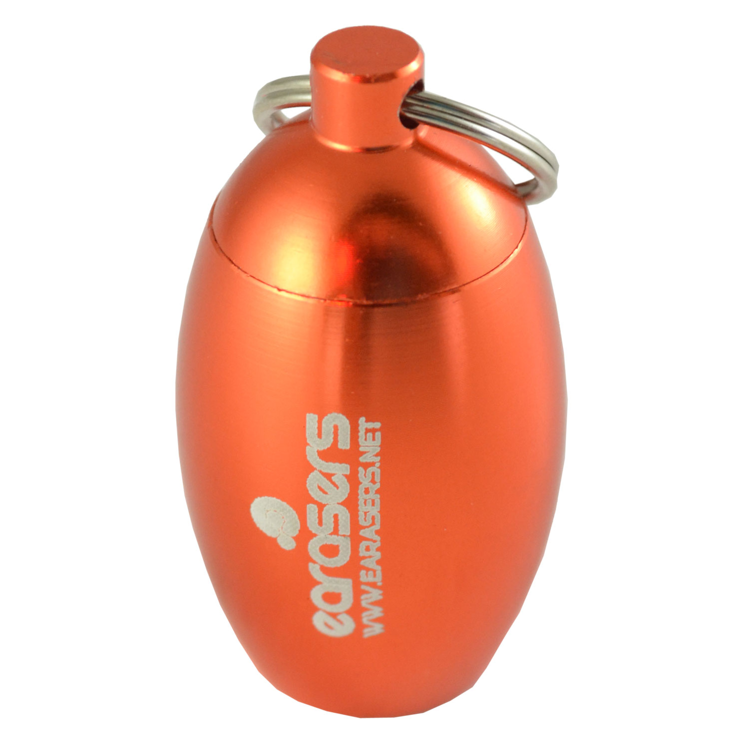 Earasers Ear Plug Canister (Orange)