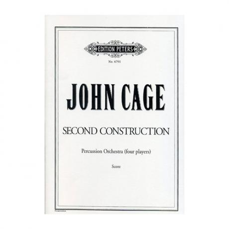 Second Construction by John Cage