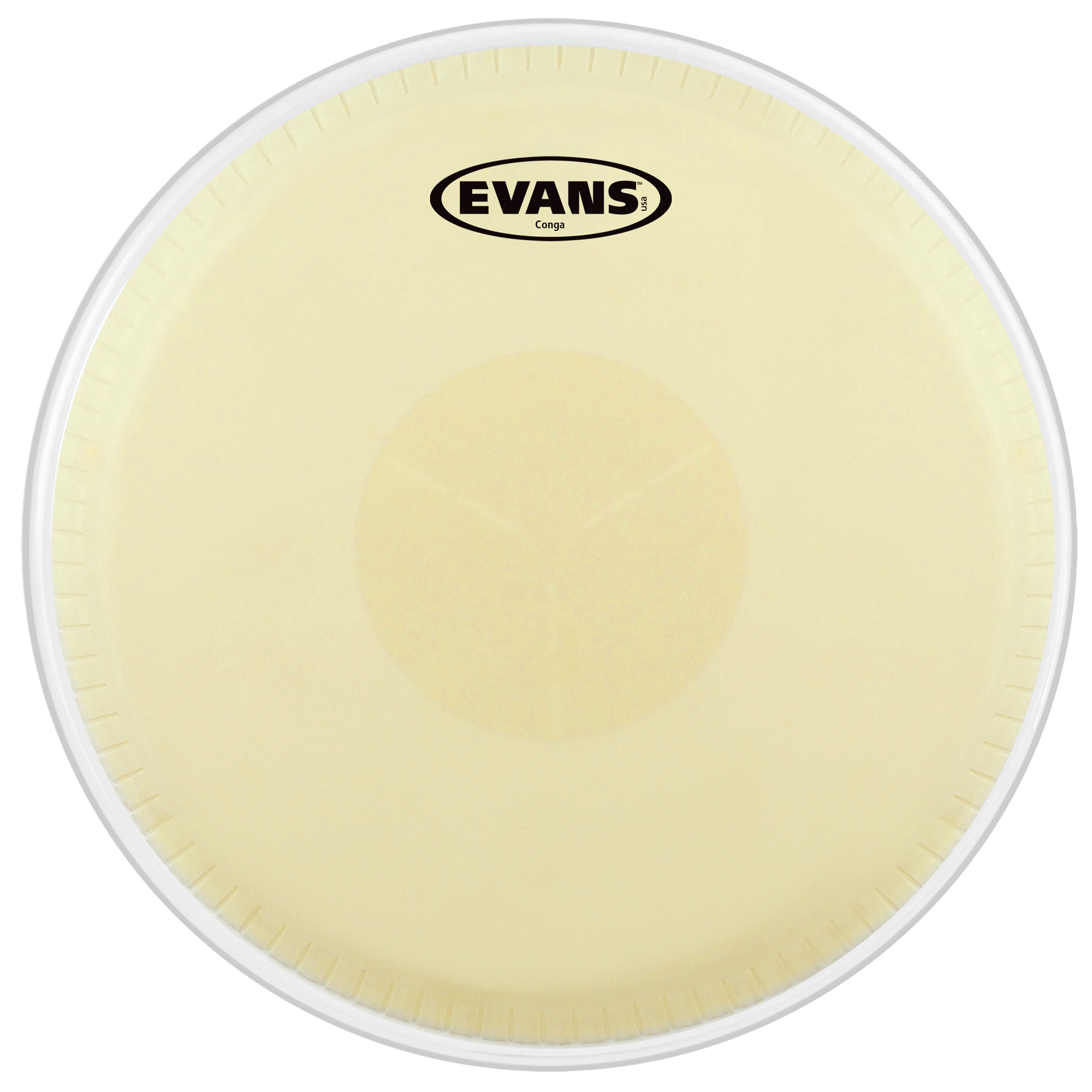 "Evans 9.75"" Tri-Center Conga Head"