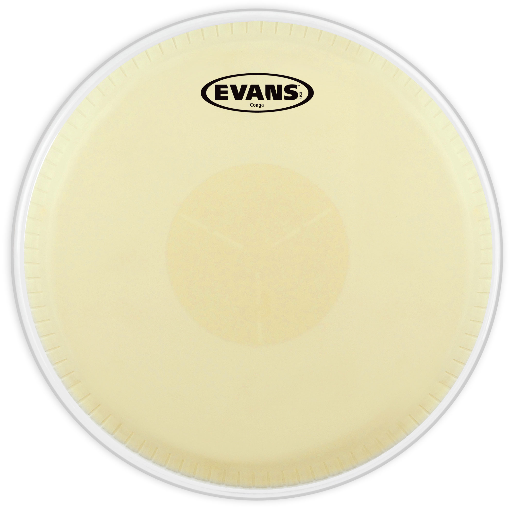 "Evans 11.75"" Tri-Center Extended Conga Head"