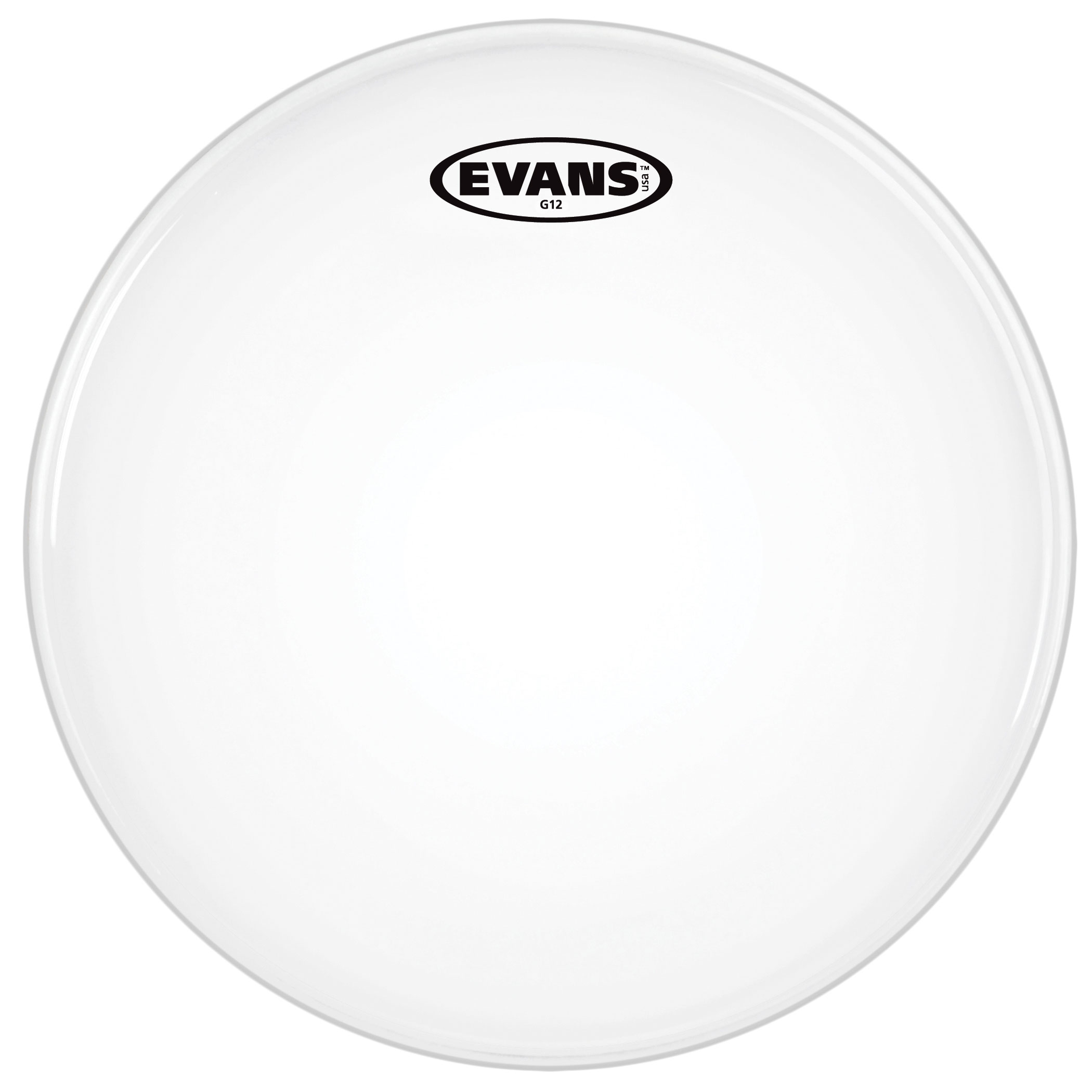 "Evans 15"" G12 Coated Head"