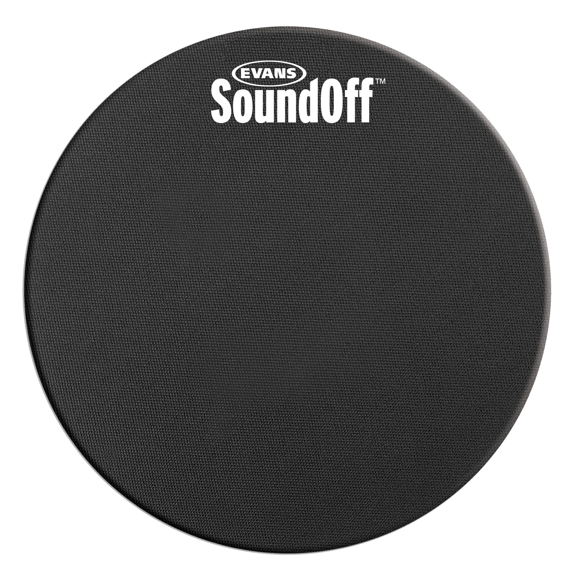 "Evans 6"" Sound Off Drum Mute"