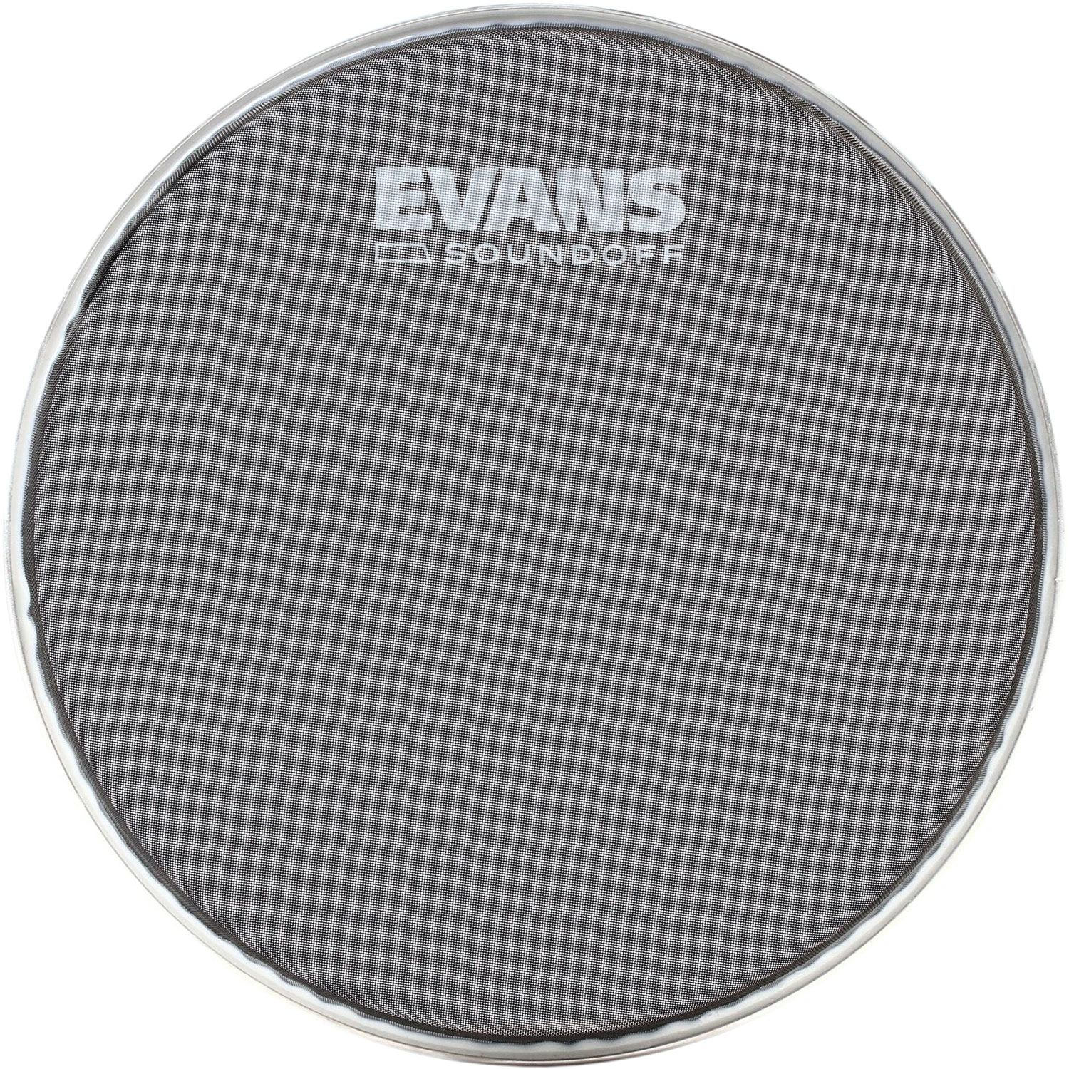 "Evans 12"" SoundOff Mesh Drum Head"