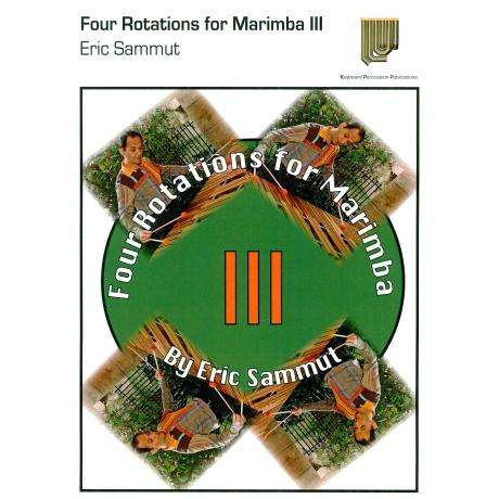Four Rotations for Marimba III by Eric Sammut