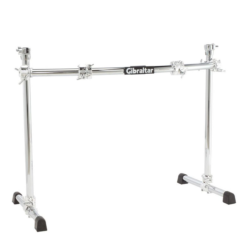 "Gibraltar Chrome Series 46"" Curved Rack"