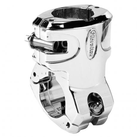 Gibraltar Chrome Quick Release T-Clamp