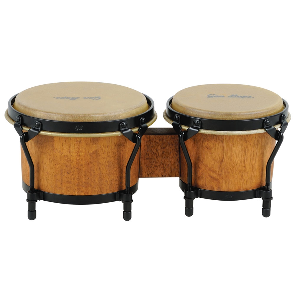 Gon Bops Mariano Series Bongos with Chrome Hardware