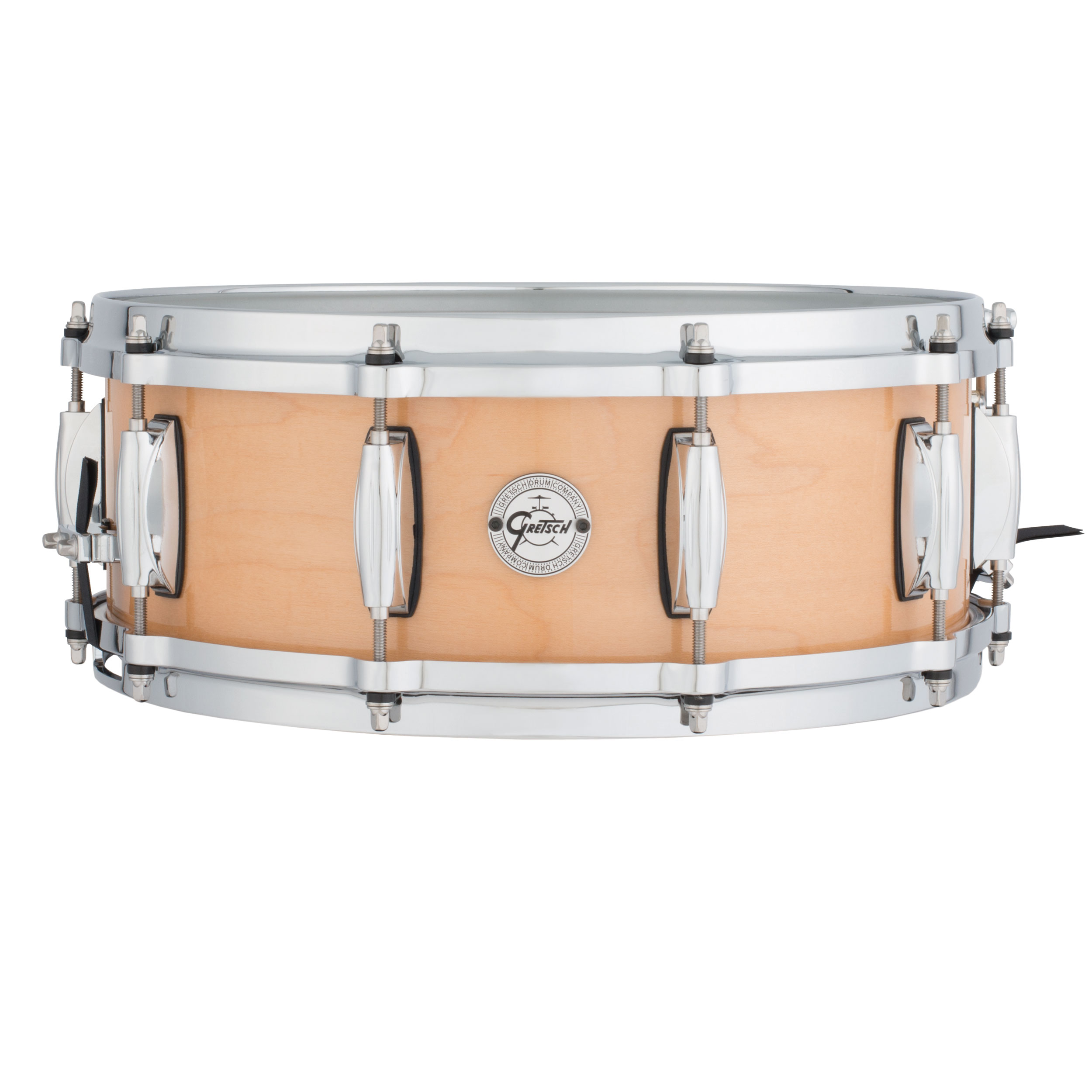 "Gretsch 5"" x 14"" Silver Series Maple Snare Drum"