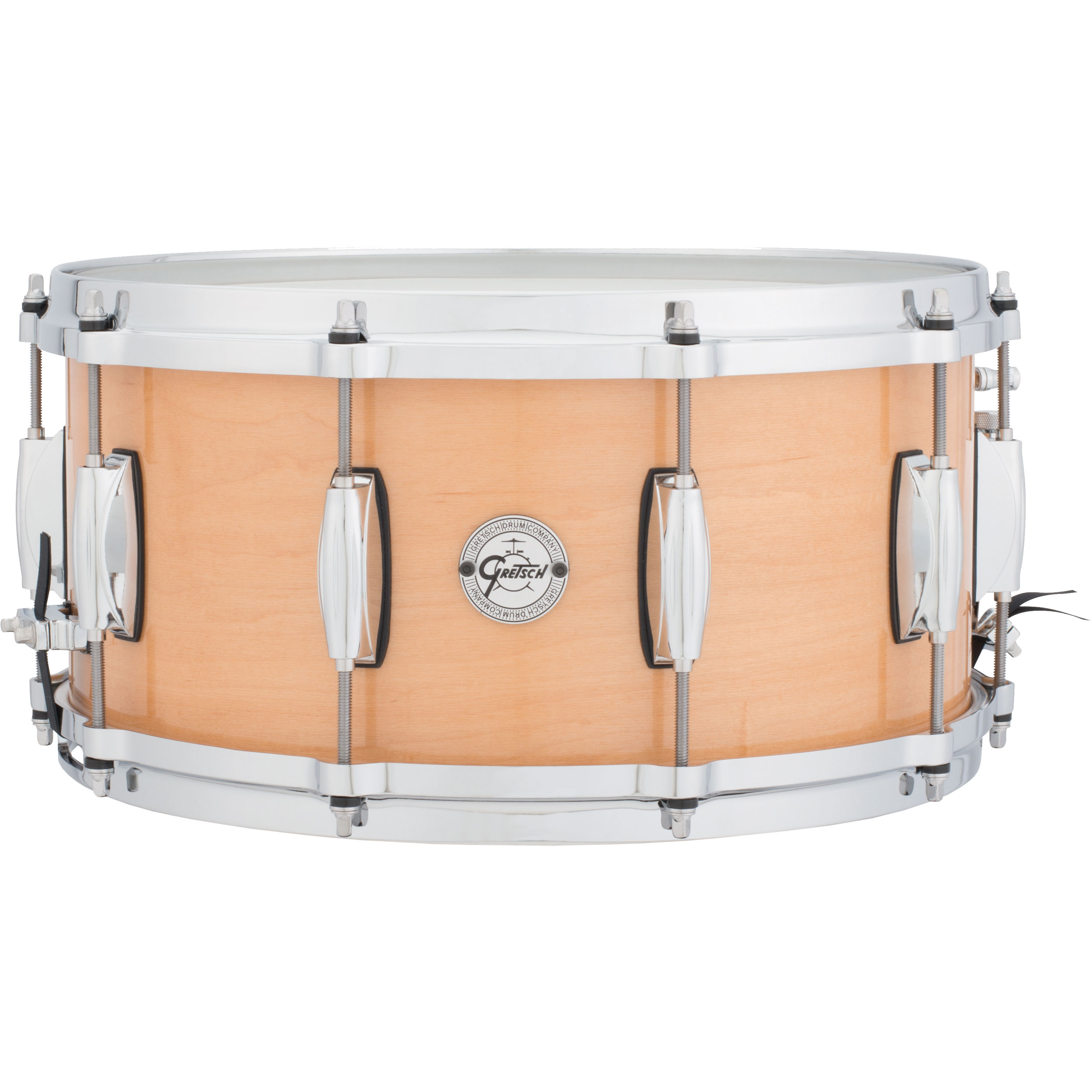 "Gretsch 6.5"" x 14"" Silver Series Maple Snare Drum"