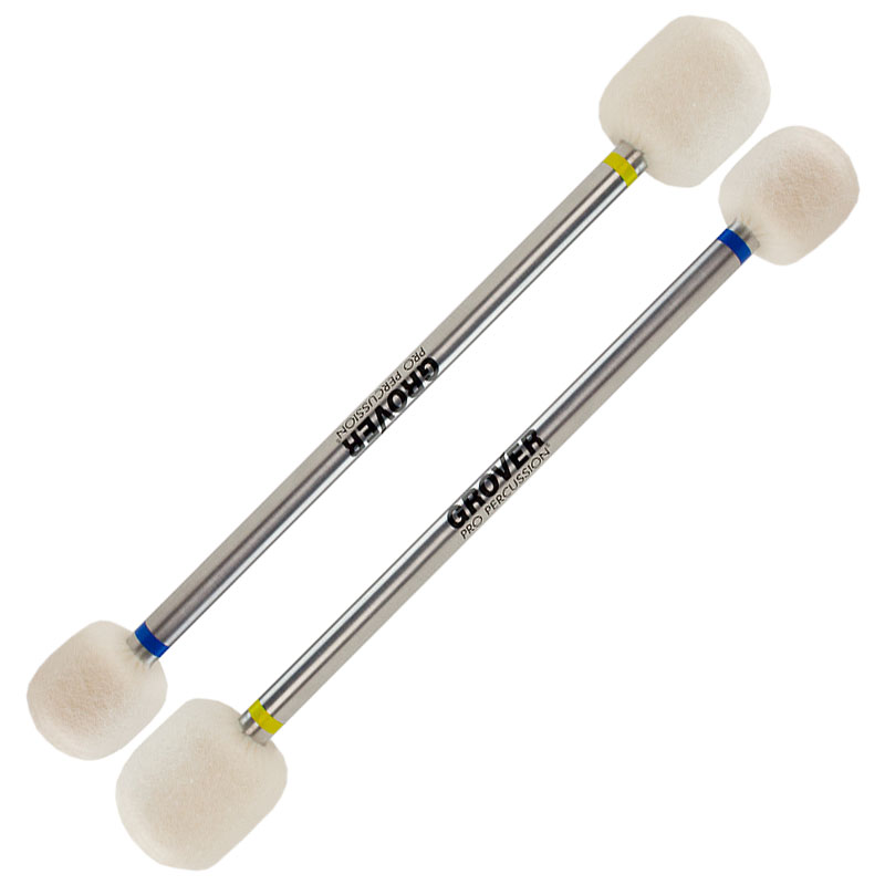 Grover Pro BDM-DA-1 Legato/Staccato Dual-Headed Bass Drum Mallet