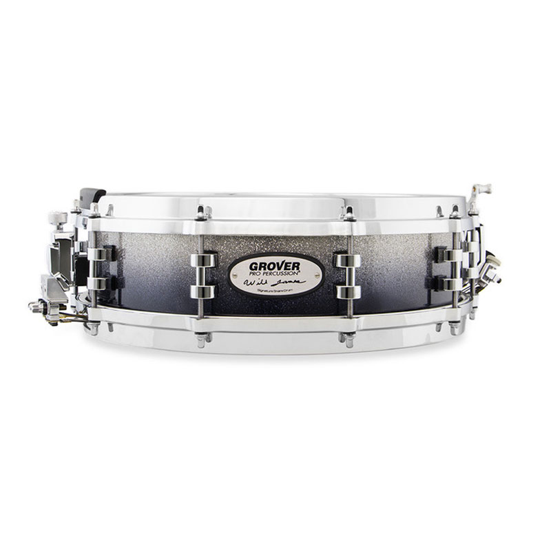 "Grover Pro 4"" x 14"" G3 Will James Signature Concert Snare Drum"
