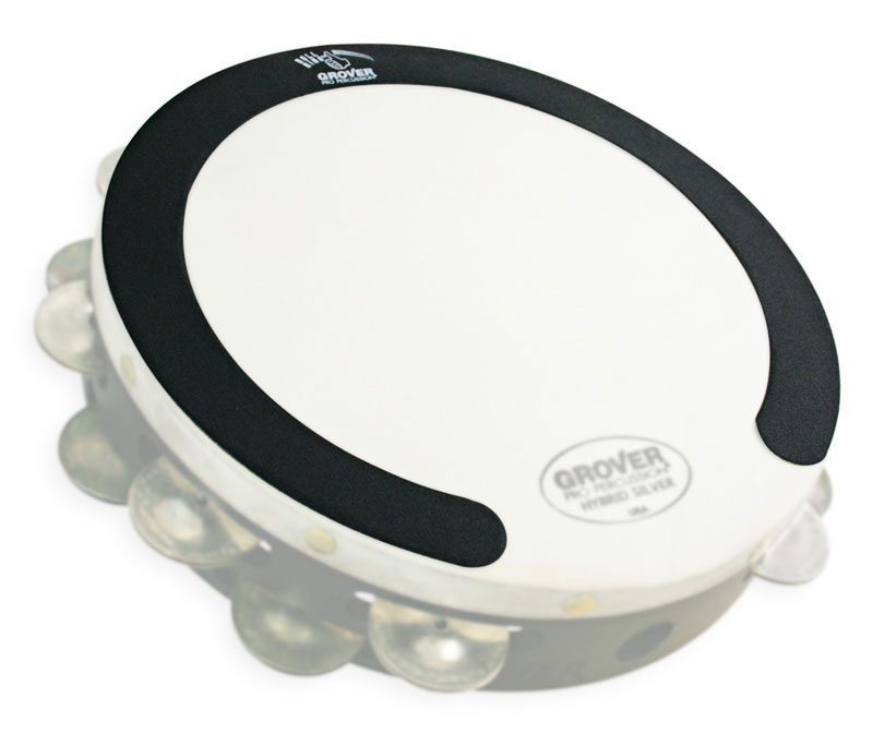 "Grover Pro 10"" Tambourine Roll Ring"