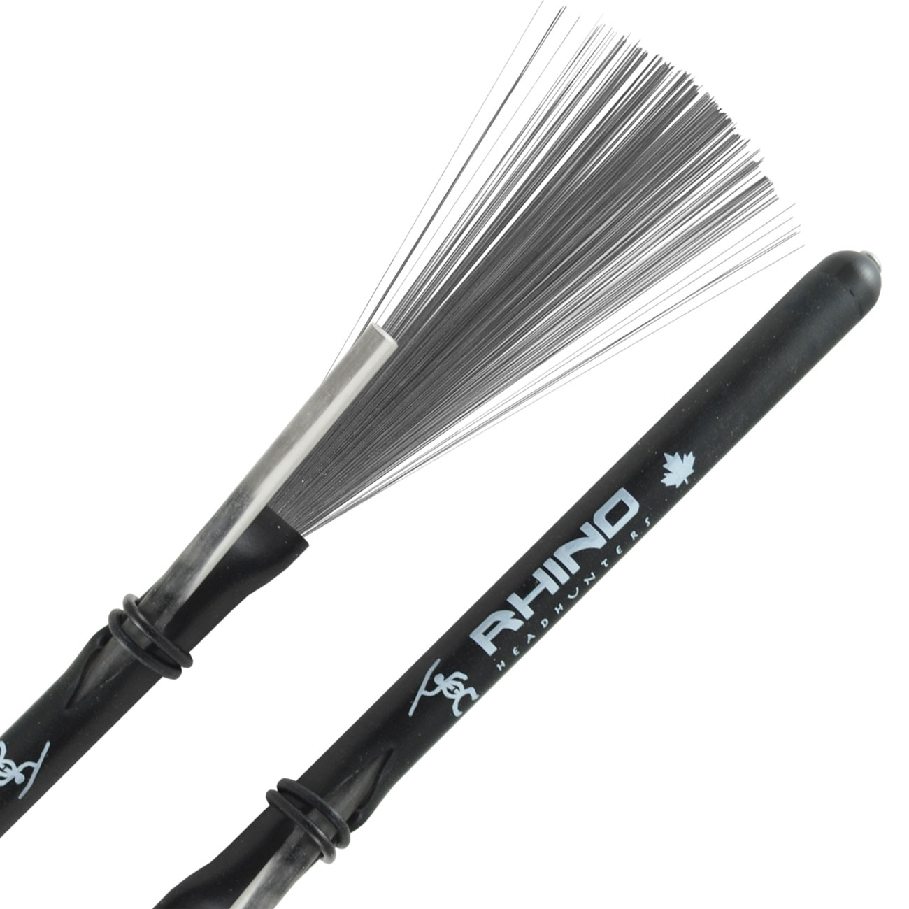 Headhunters Rhino Nylon Rod/Wire Hybrid Brushes