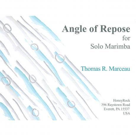 Angle of Repose by Thomas R. Marceau