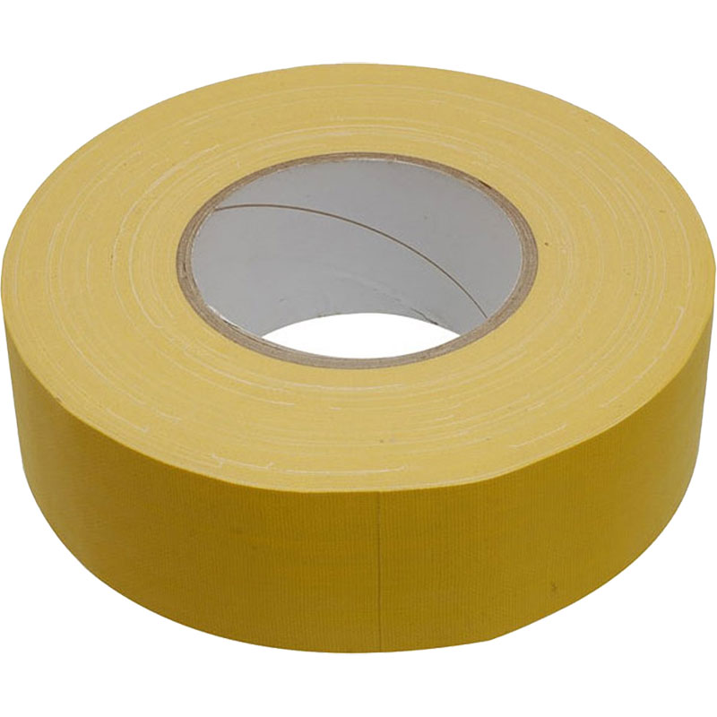 "Hosa 2"" Yellow Gaffer Tape (60 Yards)"