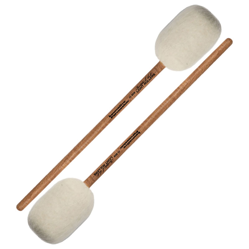 Innovative Percussion Christopher Lamb Orchestral Light Roller Concert Bass Drum Mallets