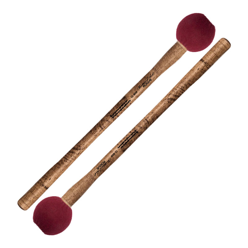 Innovative Percussion Christopher Lamb Orchestral Rogue Concert Bass Drum Mallets