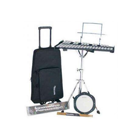 Innovative Percussion Beginner Percussion Kit With Rolling