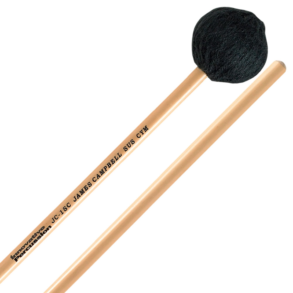 Innovative Percussion James Campbell Soft Signature Suspended Cymbal Mallets