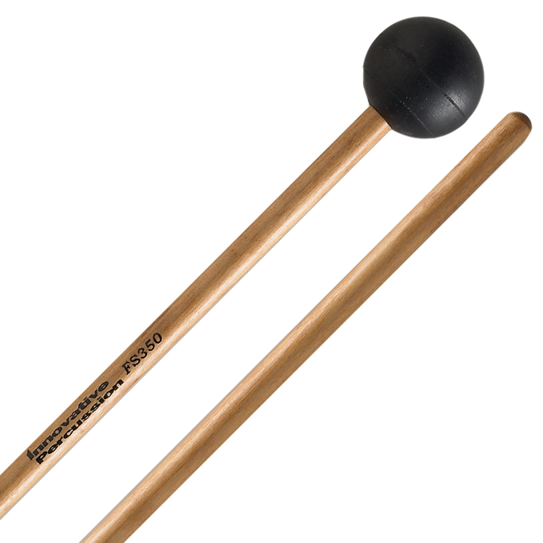 Innovative Percussion FS350 Field Series Very Hard Marimba Mallets with Birch Shafts