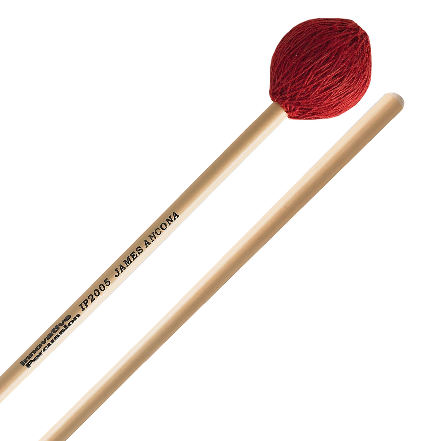 Innovative Percussion IP2005 James Ancona Signature Medium Soft Vibraphone/Marimba Mallets