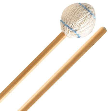 Innovative Percussion Ludwig Albert Signature Soft Marimba Mallets with Rattan Shafts