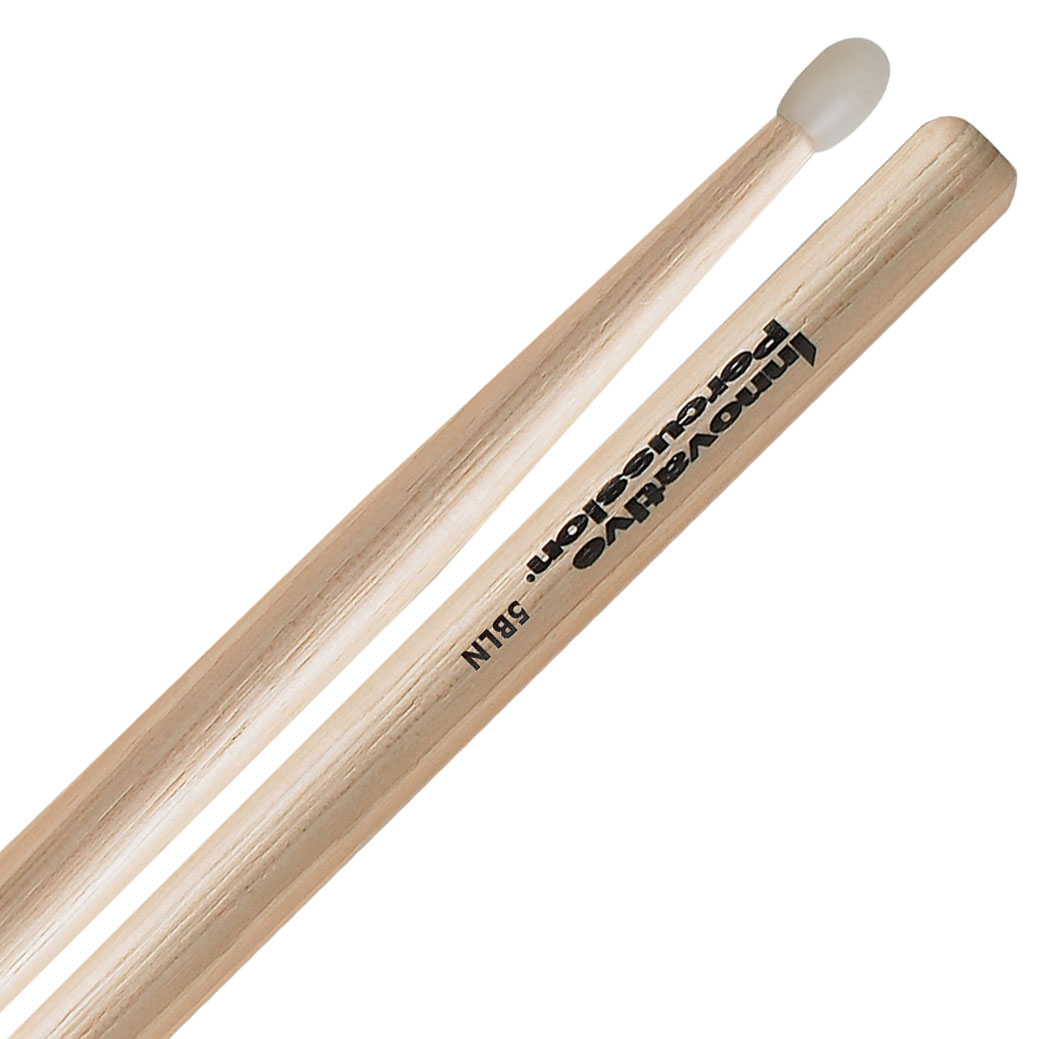 Innovative Percussion 5B Extra Long Nylon Tip Drumsticks