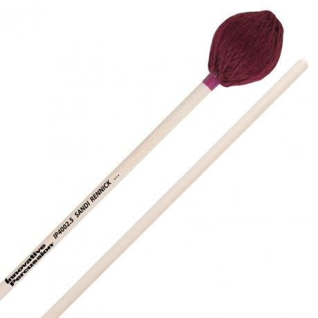 Innovative Percussion IP4002.5 Sandi Rennick Signature Medium Hard Marimba Mallets